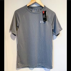 NWT Grey Under Armour T-Shirt